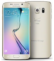Samsung Galaxy S6 edge 64GB G925V Verizon