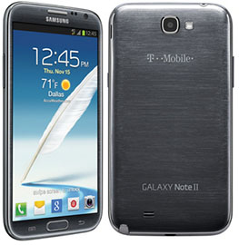Samsung Galaxy Note II SGH-T889 T-Mobile