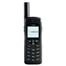 Iridium 9555 Satellite Phone Unlocked