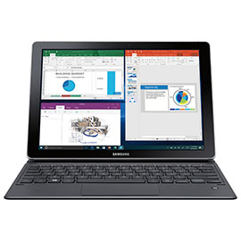 Samsung Galaxy Book 12 128GB  SM-W727V