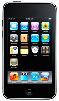 Apple iPod Touch 4th Generation A1367