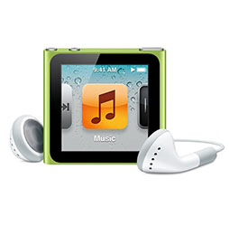 Apple iPod Nano 6th generation A1366