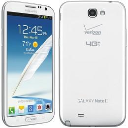 Samsung Galaxy Note II SCH-i605