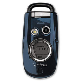 Casio Gzone Type-S C211 Verizon