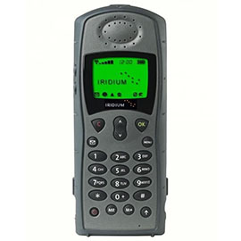 Iridium 9505A Satellite Phone Unlocked