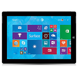 Microsoft Surface 3 64GB Intel Atom WiFi Only