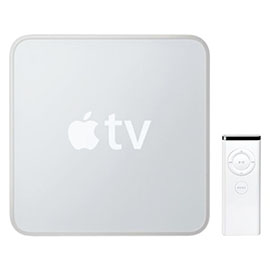 Apple TV 40GB 1st Generation A1218