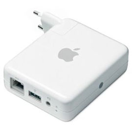 AirPort Express Wireless G Router A1084