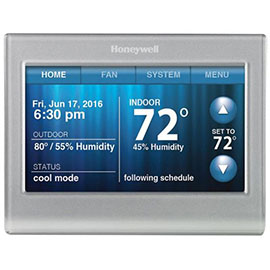 Smart Thermostat with WiFi