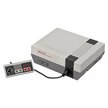 Entertainment System (NES) Console