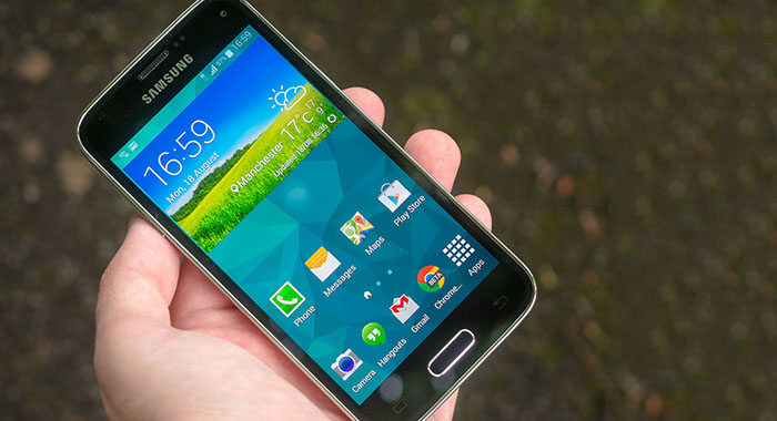 How To Hard Reset Samsung Galaxy s5 G900A AT&T - Swopsmart