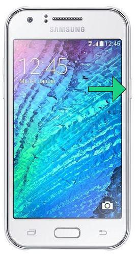 Samsung Galaxy J2 J200F