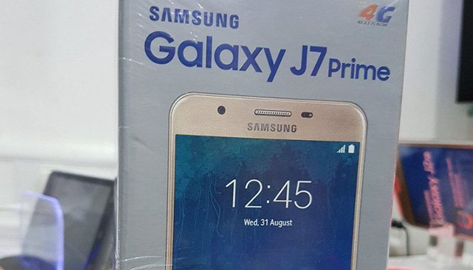 How To Reset Samsung Galaxy J7 Prime - Swopsmart
