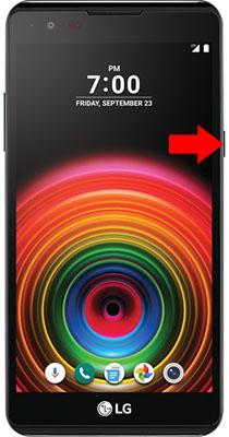 LG X Power LS755 Sprint