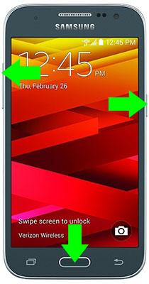 Samsung Galaxy Core Prime G360V