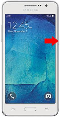 Samsung Galaxy Grand Prime G530A