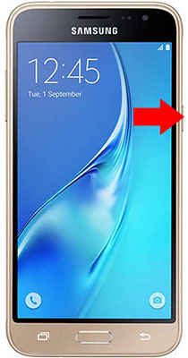 Samsung Galaxy J3 J320P Sprint