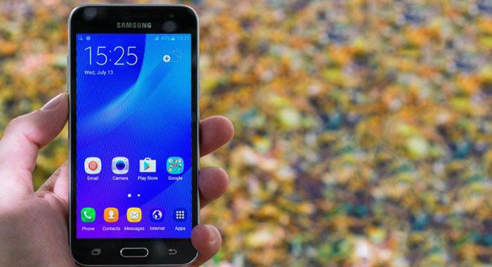 Samsung Galaxy J3 J320