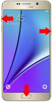 Samsung Galaxy Note 5 SM-N920A 2