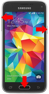 Samsung Galaxy S5 Mini G800A