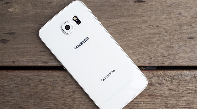 how to turn samsung s6 back to factory setting