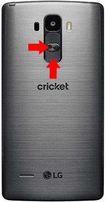 LG Stylo 2 K540 Cricket