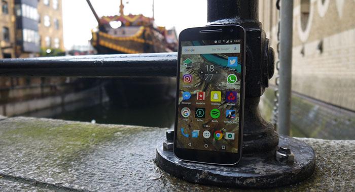 How To Hard Reset Motorola Moto G4 XT1625 Unlocked - Swopsmart