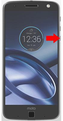 Motorola Moto Z Droid XT1650 Unlocked
