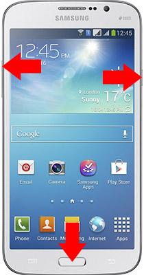 Samsung Galaxy Mega 6.3 Duos P729