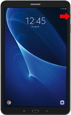 Samsung Galaxy Tab A T357