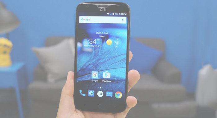 ZTE Warp 7 N9519 feature