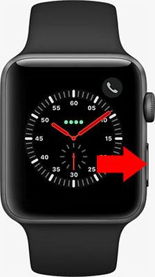 Hard reset apple watch series 3