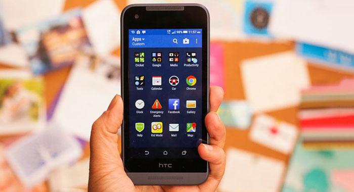 How to Hard Reset HTC Desire 520 - Swopsmart