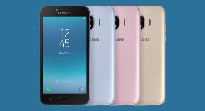 Samsung Galaxy J2 Pro SM-J250F