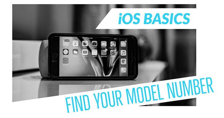 find model number2